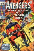 Avengers (1963 1st Series) 89