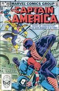 Captain America (1968 1st Series) 282