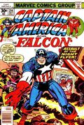 Captain America (1968 1st Series) 214