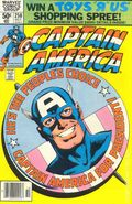 Captain America (1968 1st Series) 250