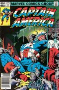 Captain America (1968 1st Series) 272