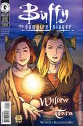 Buffy the Vampire Slayer Willow and Tara Special (2001 Art) 1
