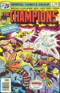 Champions (1975 Marvel) 6