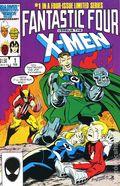 Fantastic Four vs. X-Men (1987) 1