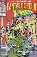 Fantastic Four vs. X-Men (1987) 4