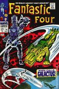 Fantastic Four (1961 1st Series) 74