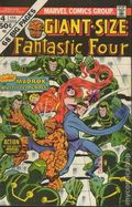 Giant Size Fantastic Four (1974) 4