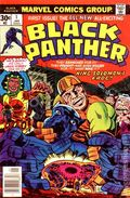 Black Panther (1977 Marvel 1st Series) 1