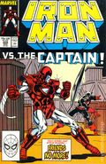 Iron Man (1968 1st Series) 228