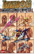 Thunderbolts Marvels Most Wanted TPB (1998) 1-1ST