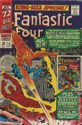 Fantastic Four (1961 1st Series) Annual 4