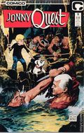 Jonny Quest (1986 Comico) 12