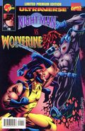 Night Man vs. Wolverine (1995) 0PREMIUM