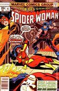Spider-Woman (1978-1983 1st Series) 4