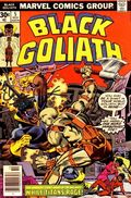 Black Goliath (1976 Marvel) 5