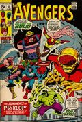 Avengers (1963 1st Series) 88