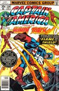 Captain America (1968 1st Series) 216
