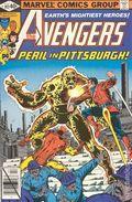 Avengers (1963 1st Series) 192