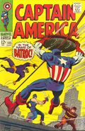 Captain America (1968 1st Series) 105