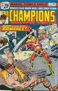 Champions (1975 Marvel) 5