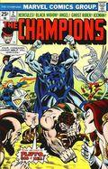 Champions (1975 Marvel) 2