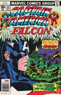 Captain America (1968 1st Series) 207