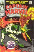 Captain Marvel (1968 1st Series Marvel) 2