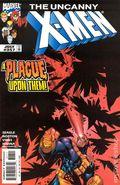 Uncanny X-Men (1963 1st Series) 357