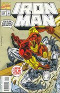 Iron Man (1968-1996 1st Series) Newsstand 310
