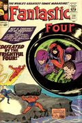 Fantastic Four (1961 1st Series) 38