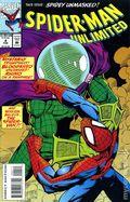 Spider-Man Unlimited (1993 1st Series) 4