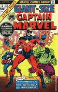 Giant Size Captain Marvel (1975) 1
