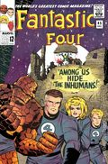 Fantastic Four (1961 1st Series) 45
