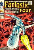 Fantastic Four (1961 1st Series) 72