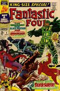 Fantastic Four (1961 1st Series) Annual 5