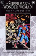 Superman Wonder Woman Whom Gods Destroy (1996) 4