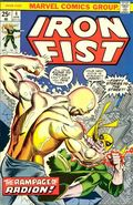 Iron Fist (1975 1st Series) 4