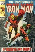 Iron Man (1968 1st Series) 16