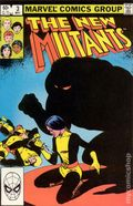 New Mutants (1983 1st Series) 3