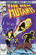 New Mutants (1983 1st Series) 1