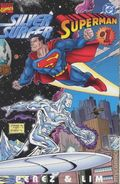 Silver Surfer Superman (1996) 1