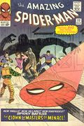 Amazing Spider-Man (1963 1st Series) 22