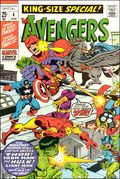 Avengers (1963 1st Series) Annual 4