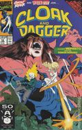 Cloak and Dagger (1988 Marvel 3rd Series) 18