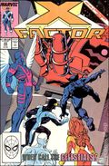 X-Factor (1986 1st Series) 43