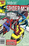 Web of Spider-Man (1985 1st Series) 21