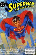 Superman The Man of Steel (1991) 1