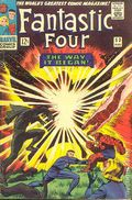 Fantastic Four (1961 1st Series) 53