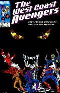 Avengers West Coast (1985) 5