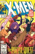 X-Men (1991 1st Series) 21